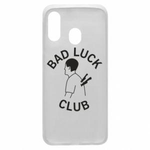 Etui na Samsung A40 Bad luck club