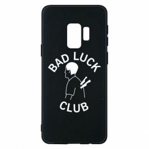 Etui na Samsung S9 Bad luck club