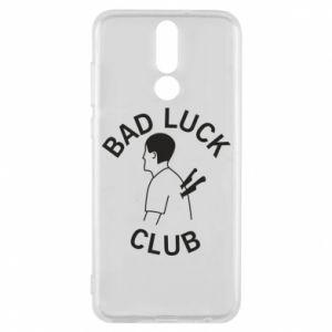 Phone case for Huawei Mate 10 Lite Bad luck club - PrintSalon