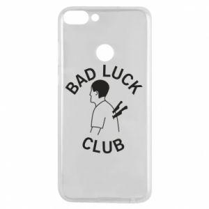 Phone case for Huawei P Smart Bad luck club - PrintSalon