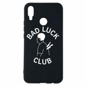 Etui na Huawei P Smart Plus Bad luck club