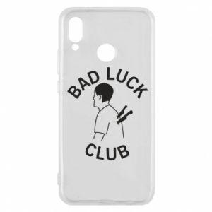 Etui na Huawei P20 Lite Bad luck club