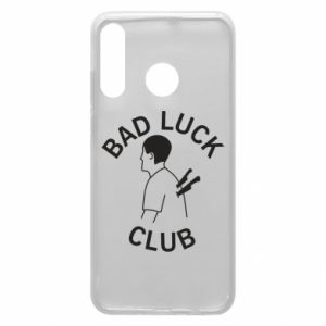 Etui na Huawei P30 Lite Bad luck club