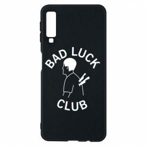 Etui na Samsung A7 2018 Bad luck club