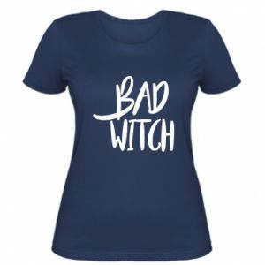 Women's t-shirt Bad witch
