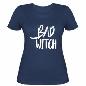 Damska koszulka Bad witch