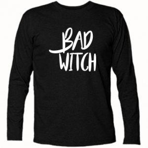 Koszulka z długim rękawem Bad witch