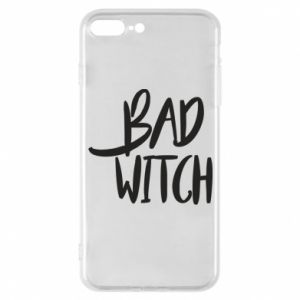 Phone case for iPhone 7 Plus Bad witch - PrintSalon