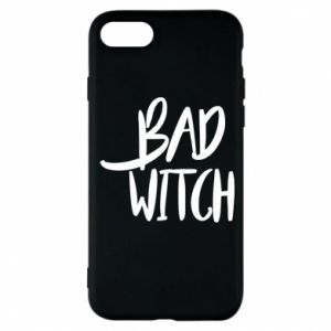 Phone case for iPhone 8 Bad witch - PrintSalon