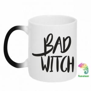 Kubek-kameleon Bad witch