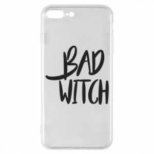 Phone case for iPhone 8 Plus Bad witch - PrintSalon