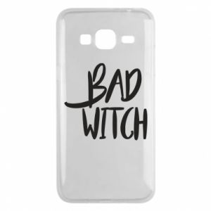 Etui na Samsung J3 2016 Bad witch