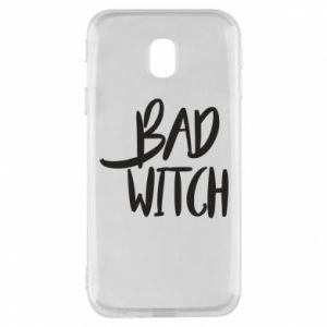 Etui na Samsung J3 2017 Bad witch