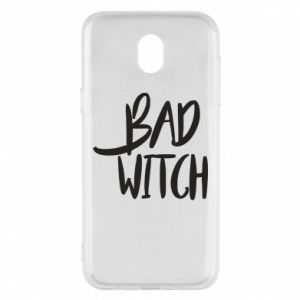 Etui na Samsung J5 2017 Bad witch