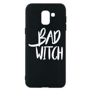 Etui na Samsung J6 Bad witch