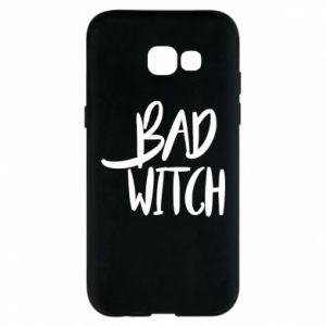 Phone case for Samsung A5 2017 Bad witch - PrintSalon