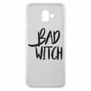 Etui na Samsung J6 Plus 2018 Bad witch