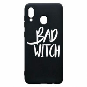Etui na Samsung A20 Bad witch