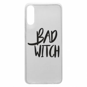 Phone case for Samsung A70 Bad witch - PrintSalon