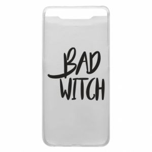 Phone case for Samsung A80 Bad witch - PrintSalon