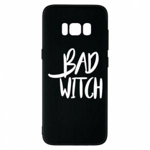 Etui na Samsung S8 Bad witch