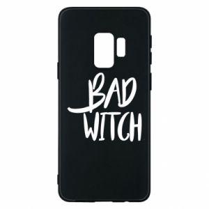 Etui na Samsung S9 Bad witch