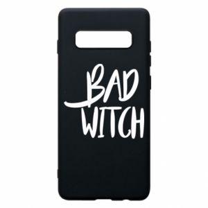 Etui na Samsung S10+ Bad witch
