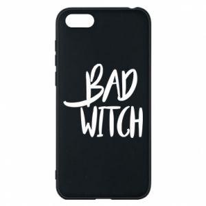 Etui na Huawei Y5 2018 Bad witch