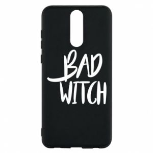 Phone case for Huawei Mate 10 Lite Bad witch - PrintSalon