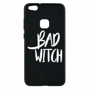 Phone case for Huawei P10 Lite Bad witch - PrintSalon