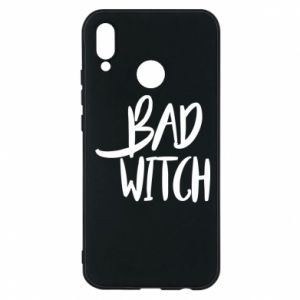 Phone case for Huawei P20 Lite Bad witch - PrintSalon