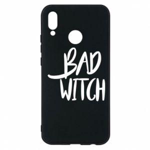 Etui na Huawei P20 Lite Bad witch