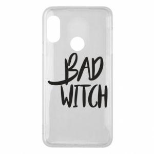 Etui na Mi A2 Lite Bad witch