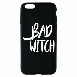 Phone case for iPhone 6/6S Bad witch - PrintSalon