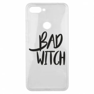 Etui na Xiaomi Mi8 Lite Bad witch
