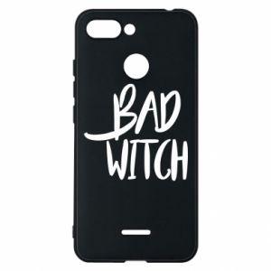 Etui na Xiaomi Redmi 6 Bad witch