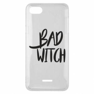 Etui na Xiaomi Redmi 6A Bad witch