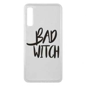 Phone case for Samsung A7 2018 Bad witch - PrintSalon