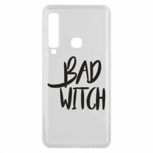 Phone case for Samsung A9 2018 Bad witch - PrintSalon