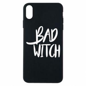 Etui na iPhone Xs Max Bad witch
