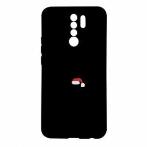 Etui na Xiaomi Redmi 9 Bądź moją Mikołajką