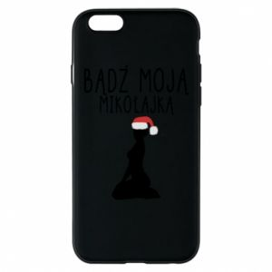 Phone case for iPhone 6/6S Be my Santa