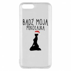 Phone case for Xiaomi Mi6 Be my Santa