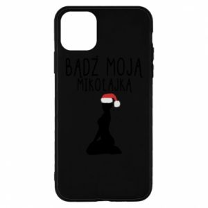 Phone case for iPhone 11 Pro Be my Santa