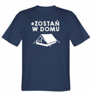 T-shirt Sit at home
