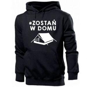 Men's hoodie Sit at home