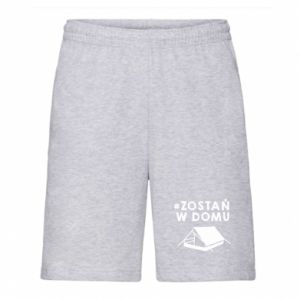 Men's shorts Sit at home
