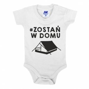 Baby bodysuit Sit at home