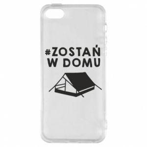 iPhone 5/5S/SE Case Sit at home
