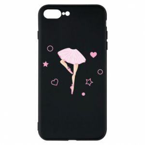 Etui do iPhone 7 Plus Balet